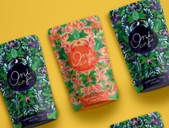 Oni咖啡包装设计