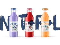 N+T+R+L果汁飲料包裝設計