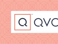 美国电视购物公司QVC推出新LOGO