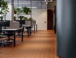 明斯克GISMART现代风格办公室空间皇冠新2网