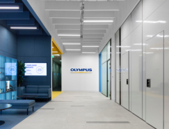 Olympus莫斯科办公室空间皇冠新2网