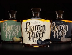 Barren River波旁威士忌包装皇冠新2网
