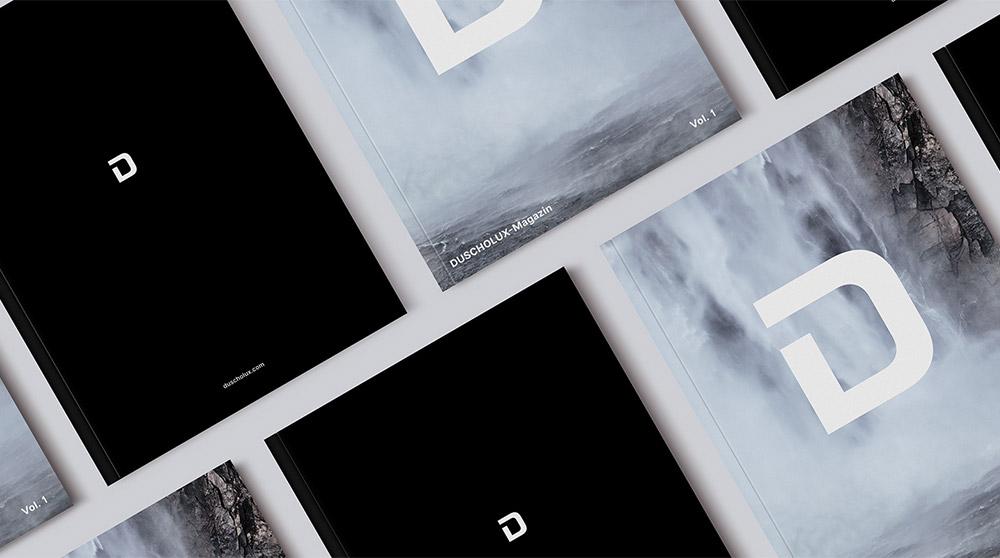德国奢侈级卫浴品牌Duscholux启用新LOGO