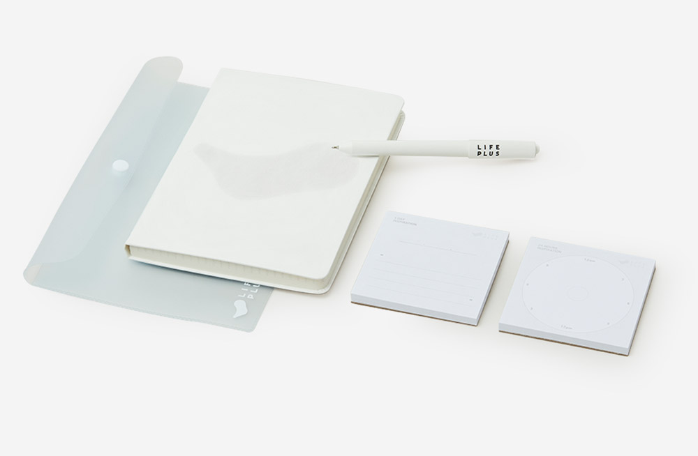 """原研哉操刀,为韩华保险子公司""""LifePlus""""打造新形象"""