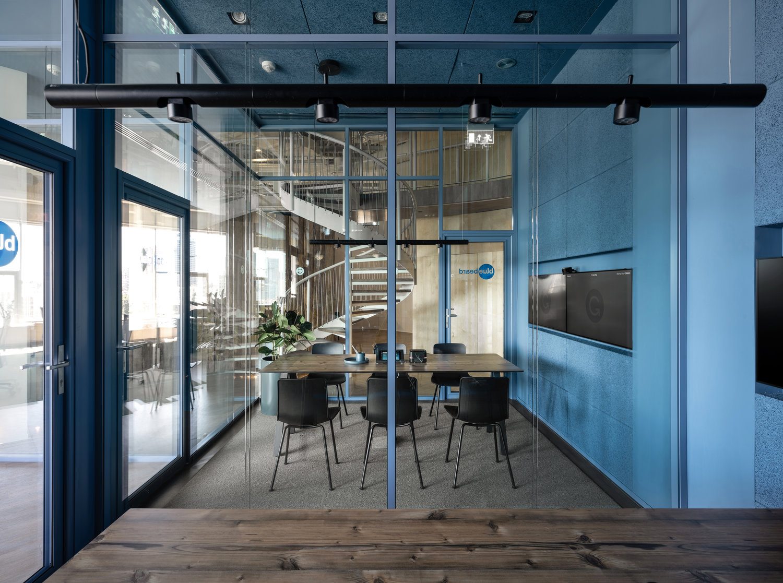 基辅软件公司Grammarly办公室空间设计