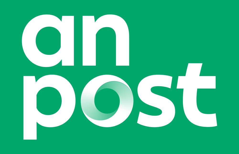 爱尔兰邮政(An Post)启用新LOGO