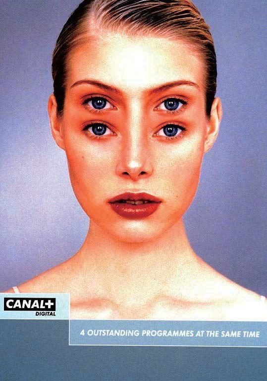 你的眼睛被骗了吗?世界视错觉广告赏析