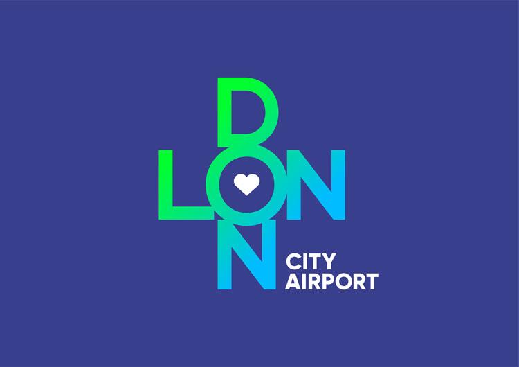 伦敦城市机场推出新标志