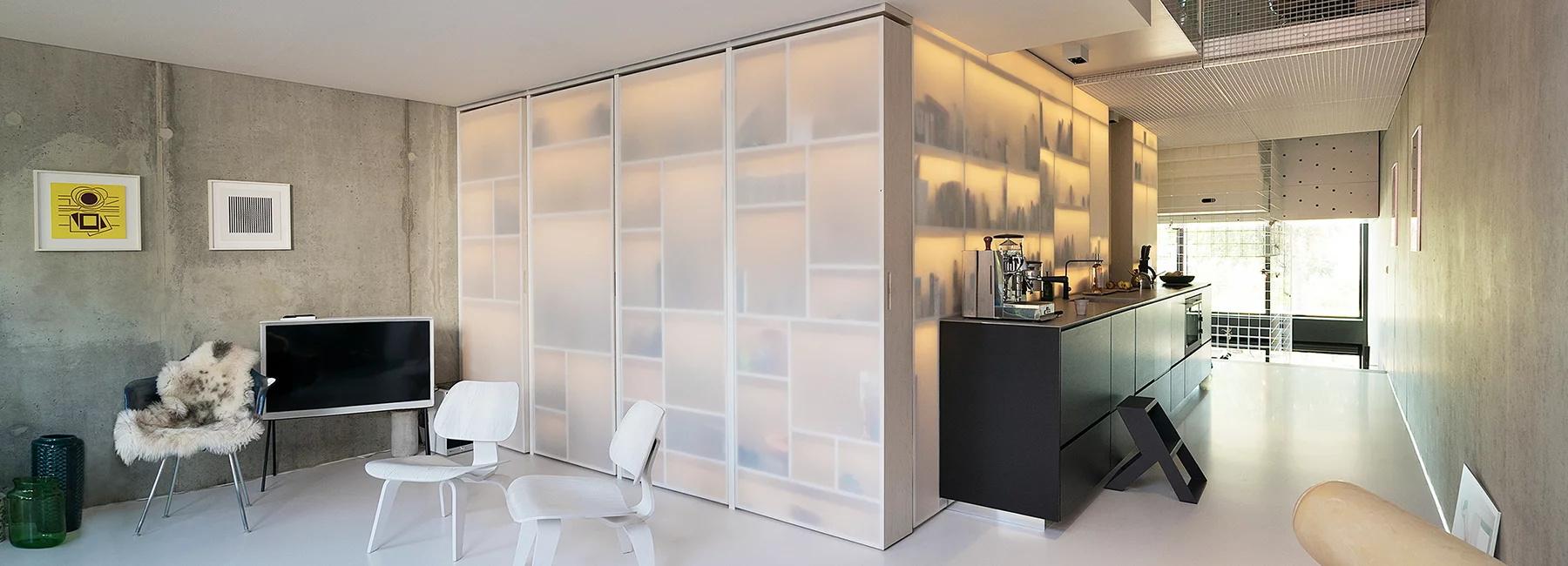 阿姆斯特丹casco loft住宅空间设计