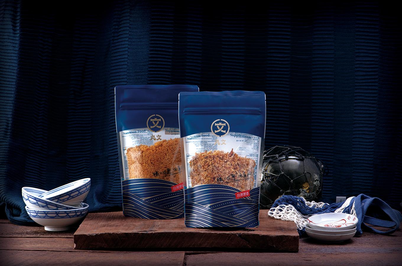 MaruWen日式风格食品包装设计