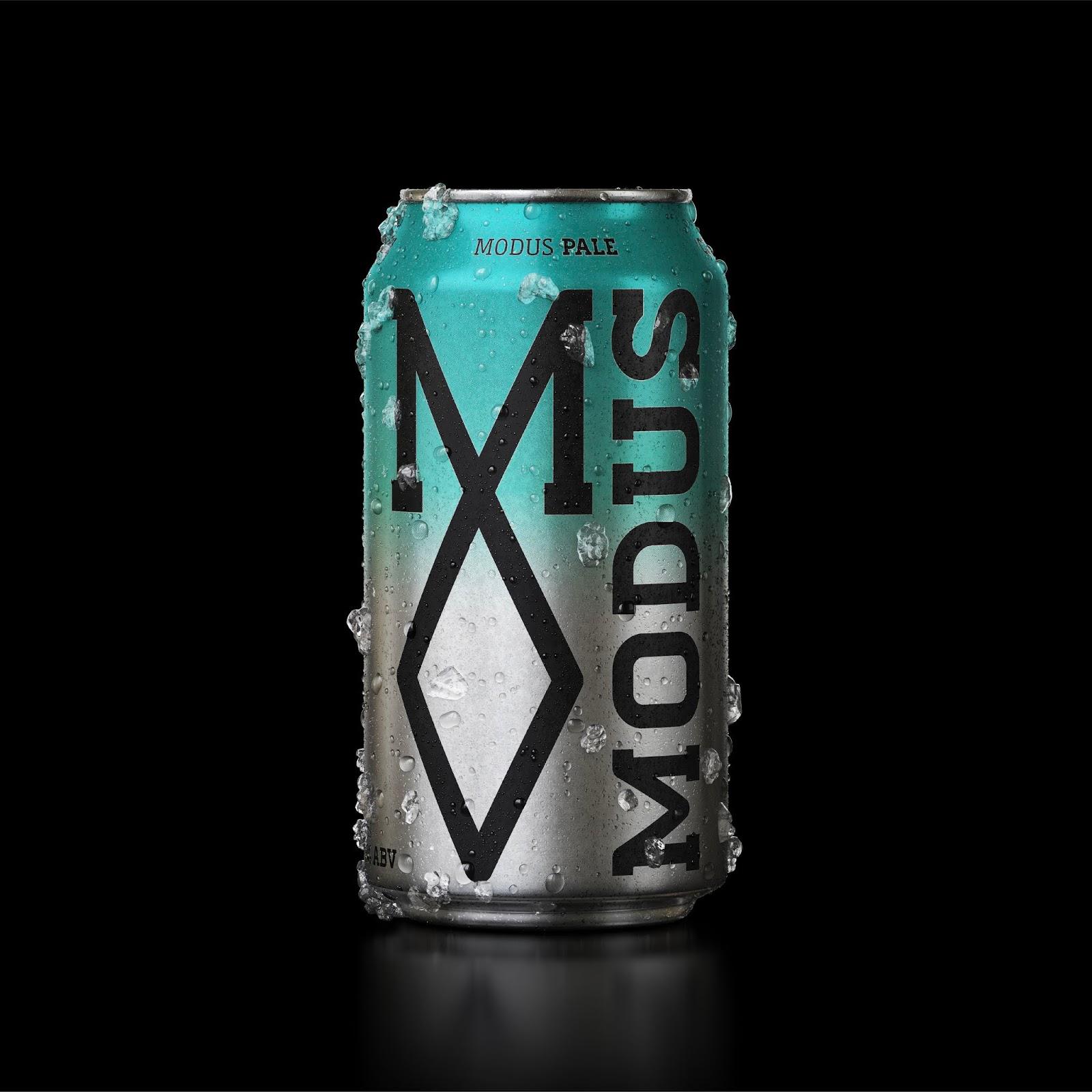 Modus啤酒包装设计