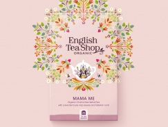 English Tea Shop茶包装设计