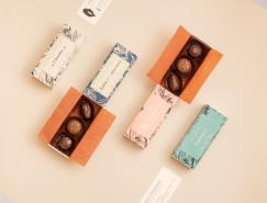 Puerto Escondido巧克力包裝設計