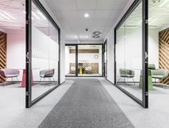 友好舒适的现代办公空间澳门金沙网址