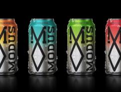 Modus啤酒包裝設計