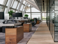 风险投资公司Accel伦敦办公室设计