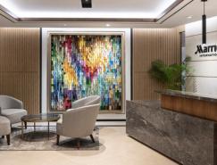 印度Gurugram萬豪國際集團辦公室設計