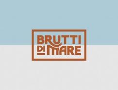 Brutti di Mare海鲜餐厅品牌形象设计