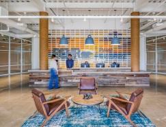 Behr涂料公司总部办公空间设计