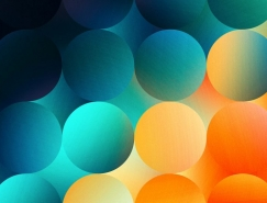 炫丽色彩的几何图形:Pierre Kiandjan抽象图形艺术