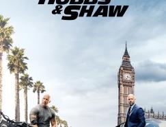 電影海報欣賞:速度與激情:特別行動(Hobbs and Shaw)