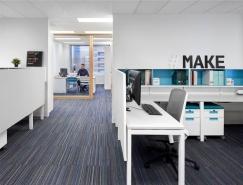 Informa Canada会展多伦多办公室设计