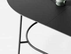 Nest極簡主義的模塊化桌子
