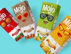 MOJO风味牛奶包装皇冠新2网