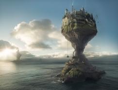 攝影師Erik Johansson的魔法世界