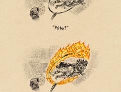 火焰能让一切变得更好:汉堡王广告欣赏