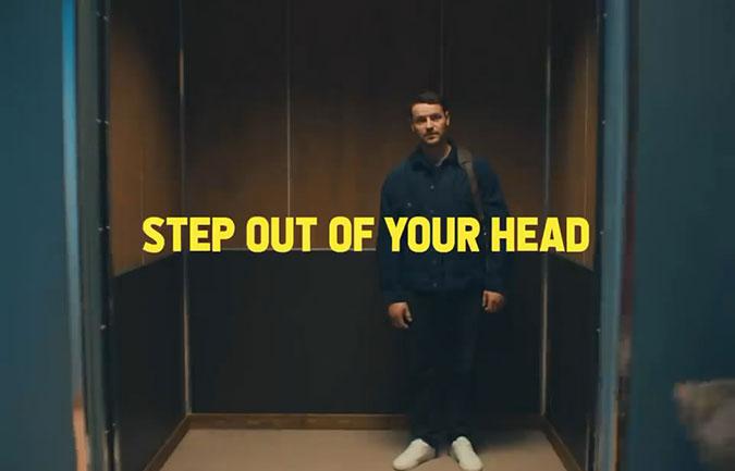 电梯情缘:意大利鞋品牌BIANCO广告欣赏