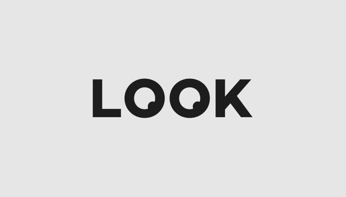 25款关于英语动词的主题logo设计
