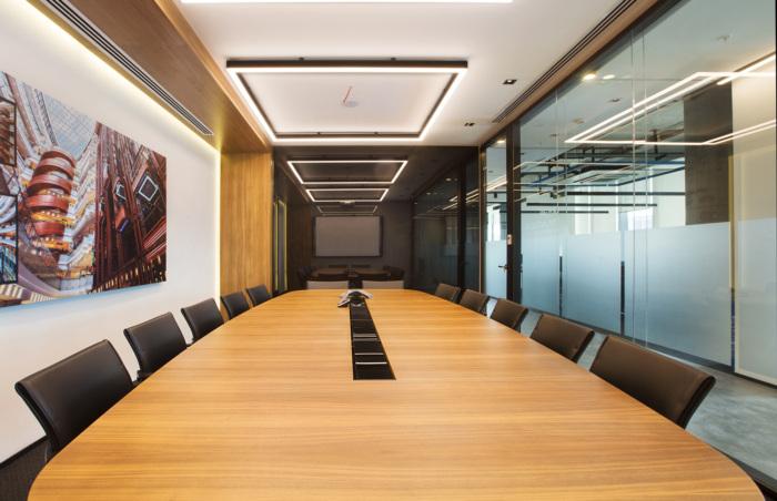 土耳其三菱电机办公室空间设计