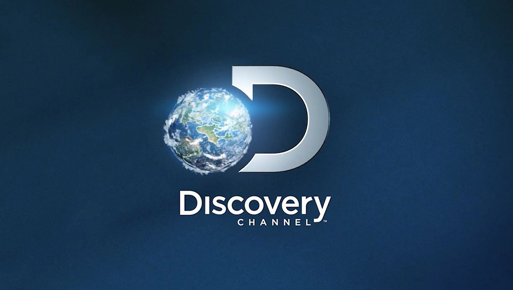 探索频道(Discovery Channel)更换新LOGO