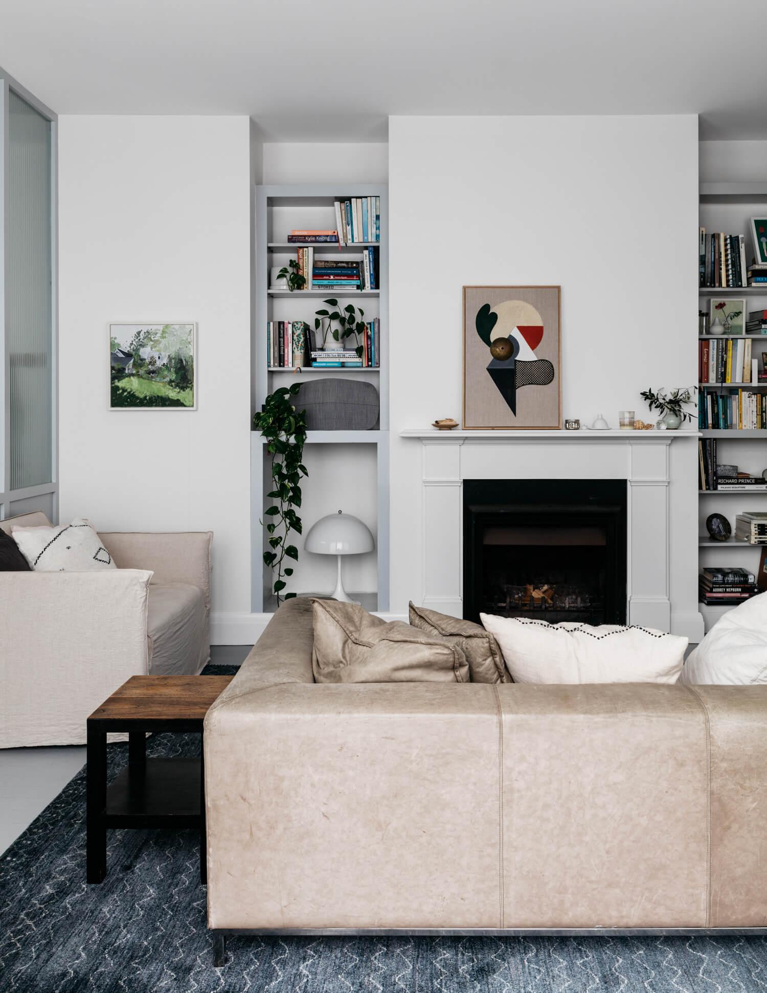 设计师Jonathan Richards优雅的家