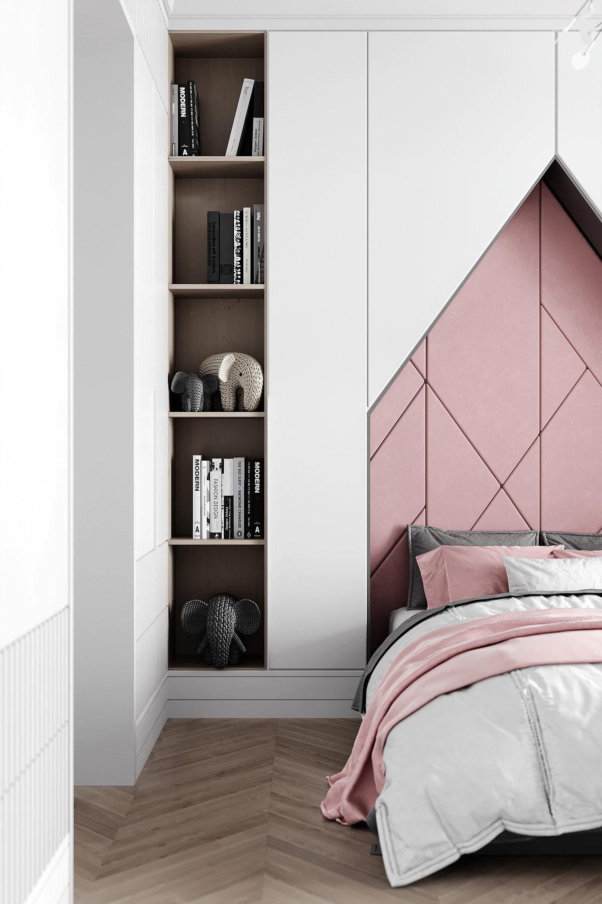 灰色新古典主义风格家居设计