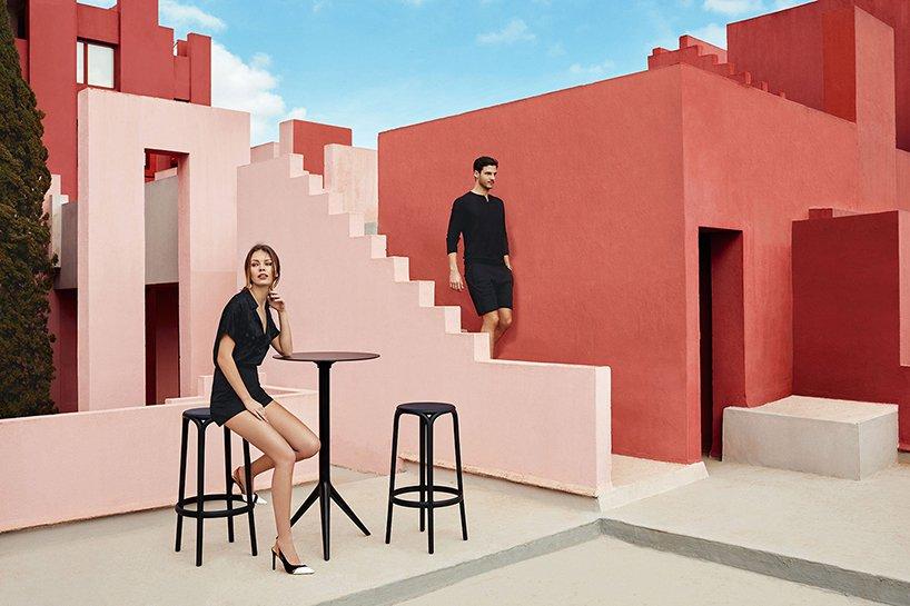 极具视觉感的Brooklyn系列座椅皇冠新2网