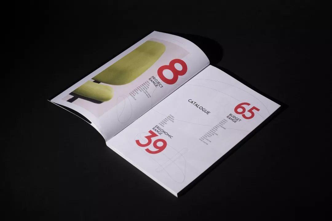 26款杂志画册目录设计