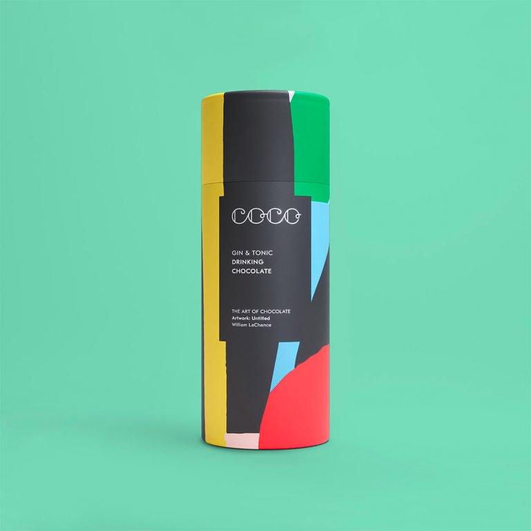 Coco巧克力品牌包装设计