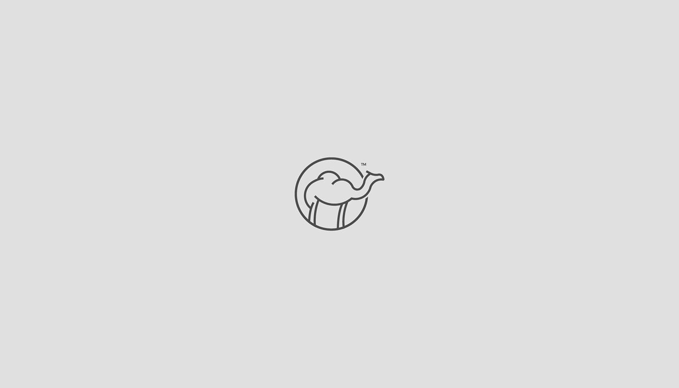 Marwan Ramadan标志设计欣赏