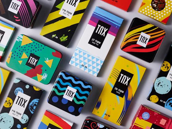 TNX食品包装设计