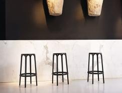 极具视觉感的Brooklyn系列座椅设计