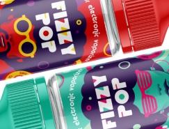 Fizzy Pop电子烟液包装,体育投注