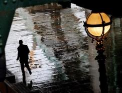 在雨中:Christophe Jacrot鏡頭下的雨中街景