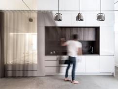 匈牙利30平紧凑小公寓设计