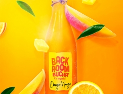 Back Room Bucha果汁包装,体育投注