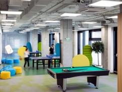 科技公司Progress辦公室設計