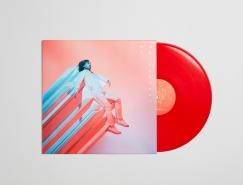 JB Dunckel - H+ CD唱片封麵設