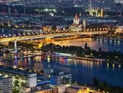 维也纳重新设计了城市品牌LOGO