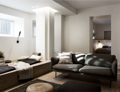 61平米的地下室公寓設計
